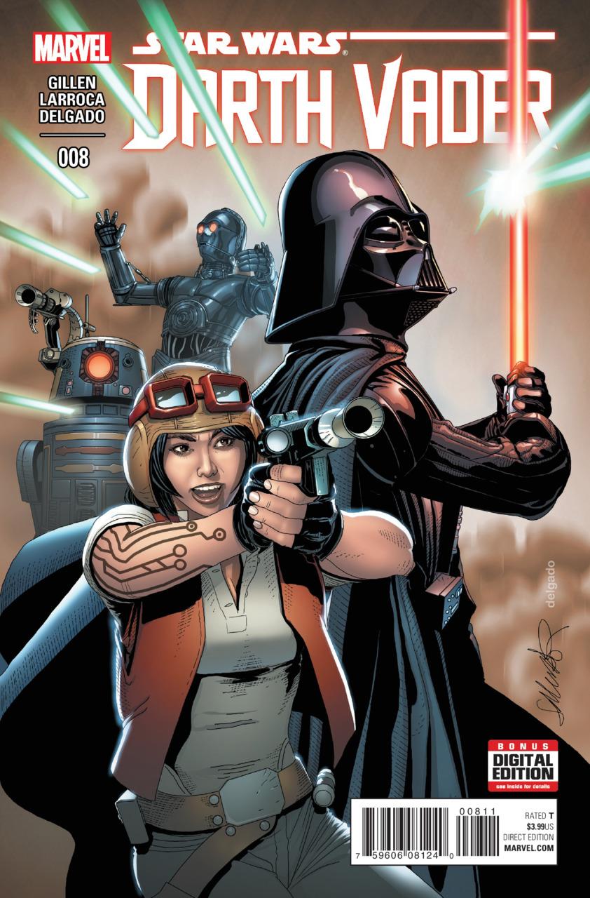 100% Star Wars Dark Vador Tome 2 - Couverture