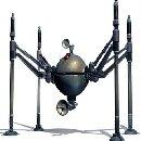Droïd araignée