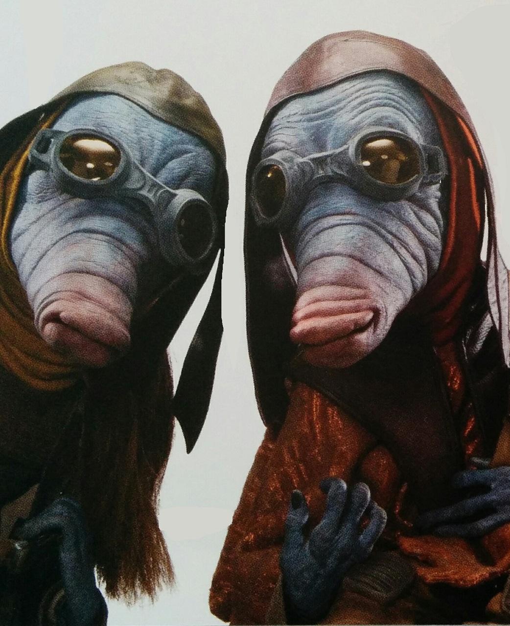 Bravaisien • Encyclopédie • Star Wars Universe