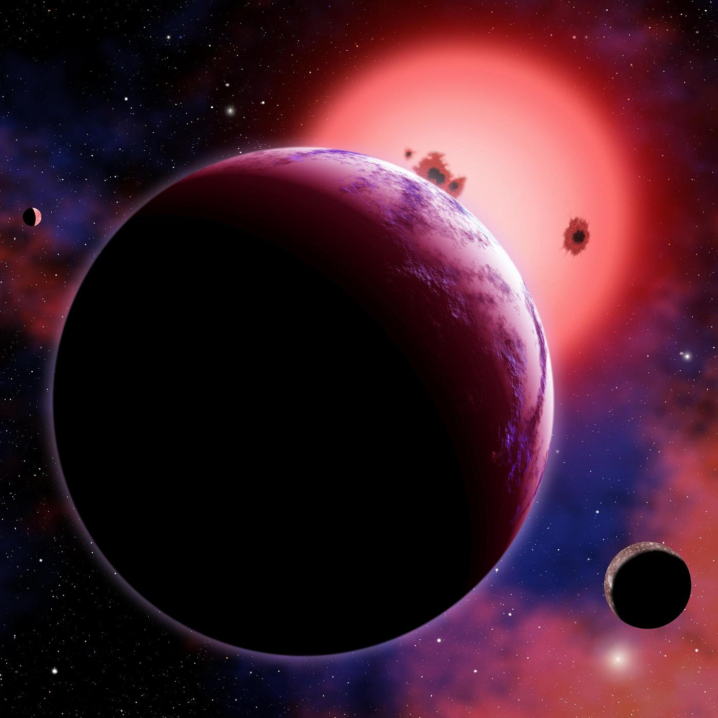 gliese 1214b - photo #16