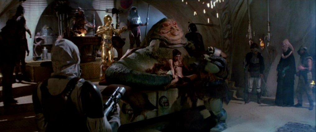 Empire Du Crime De Jabba Le Hutt Encyclop 233 Die Star
