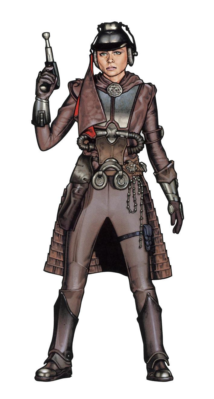 Ashoka in coruscant - 3 7