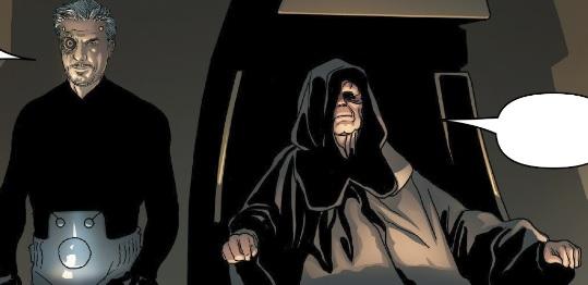 Sheev Palpatine Encyclop 233 Die Star Wars Universe