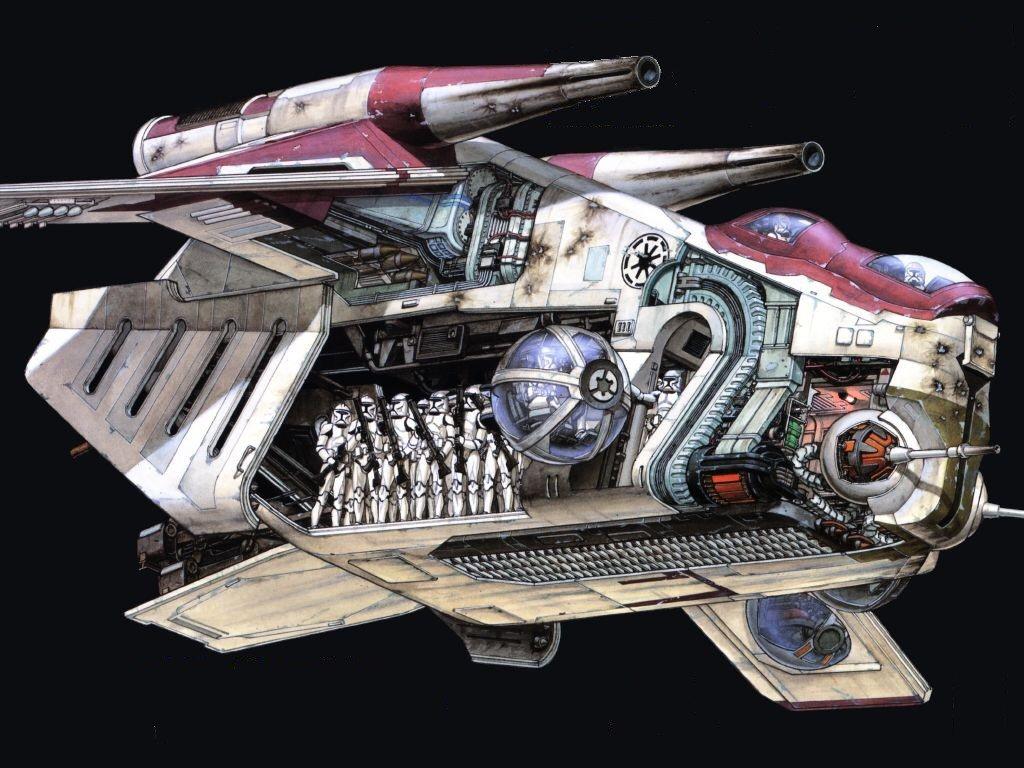 vaisseau de dbarquement sparatiste de star wars en lego capable d