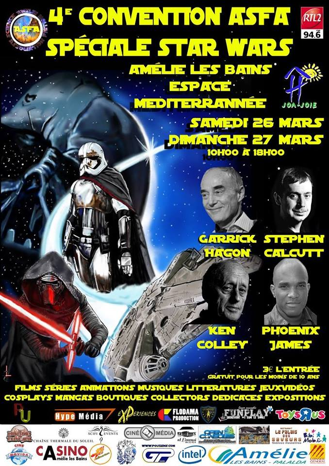 Rencontre star wars 2016