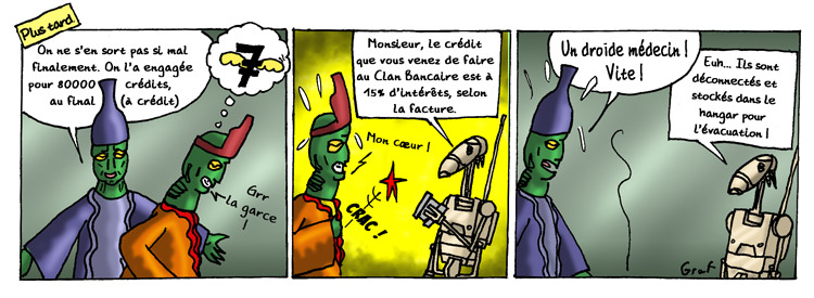 Les Fourberies de Sidious Partie 2 #22