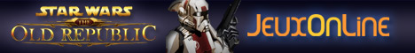 Star Wars The Old Republic Jeux Online