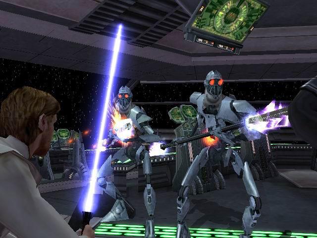 Test La Revanche Des Sith Jeux Vid 233 O Star Wars Universe