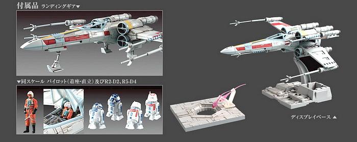 Maquette  Notices pour maquettes de Star Wars