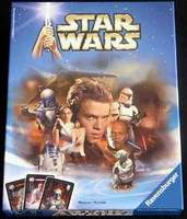 Attack of the Clones Card Game