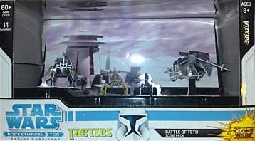 Battle Of Teth Scene Pack