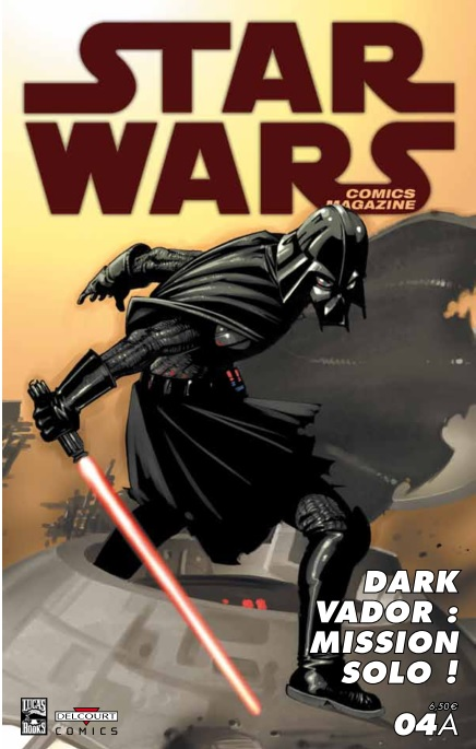 Star Wars Comics Magazine #4