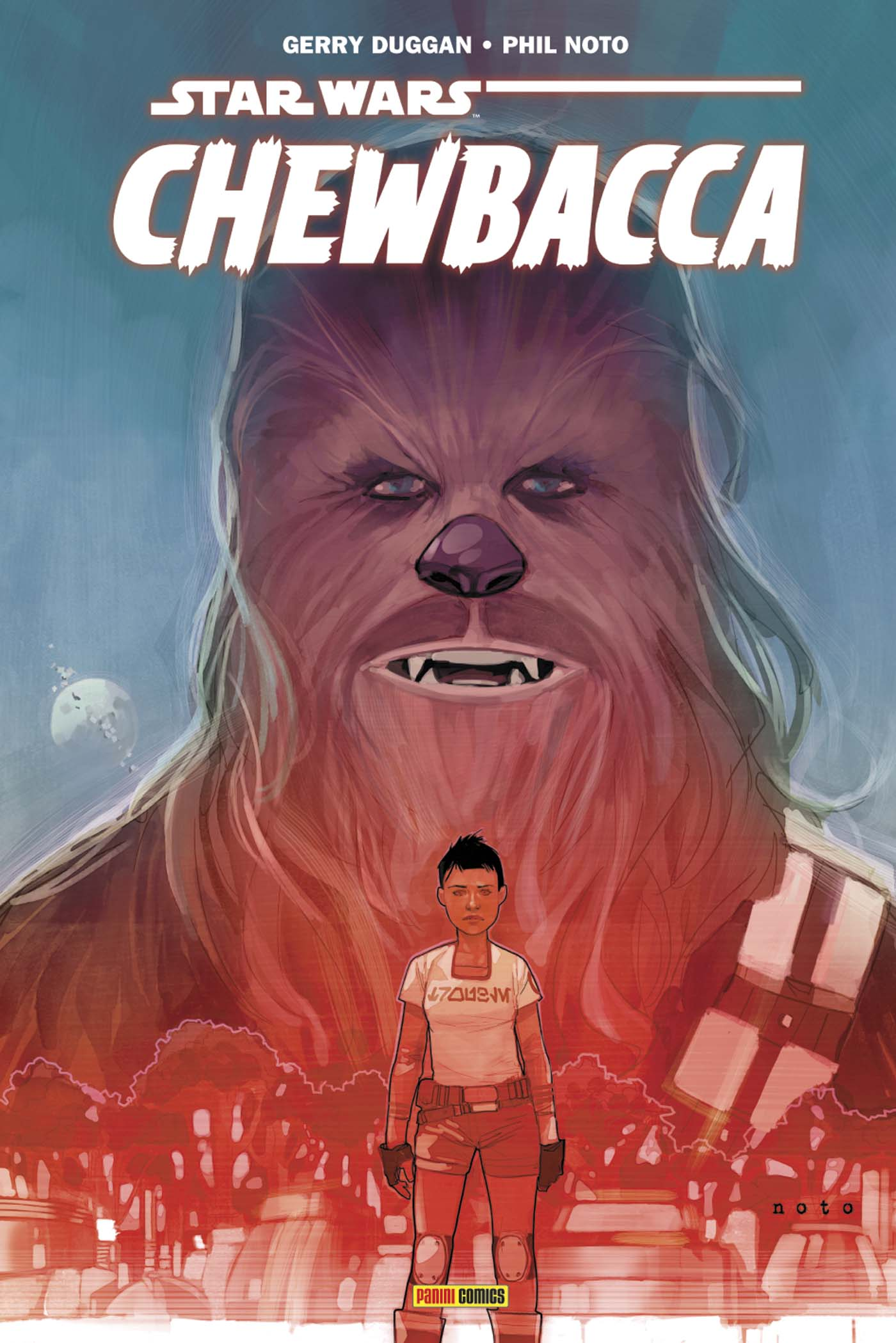 Star Wars Chewbacca Couverture