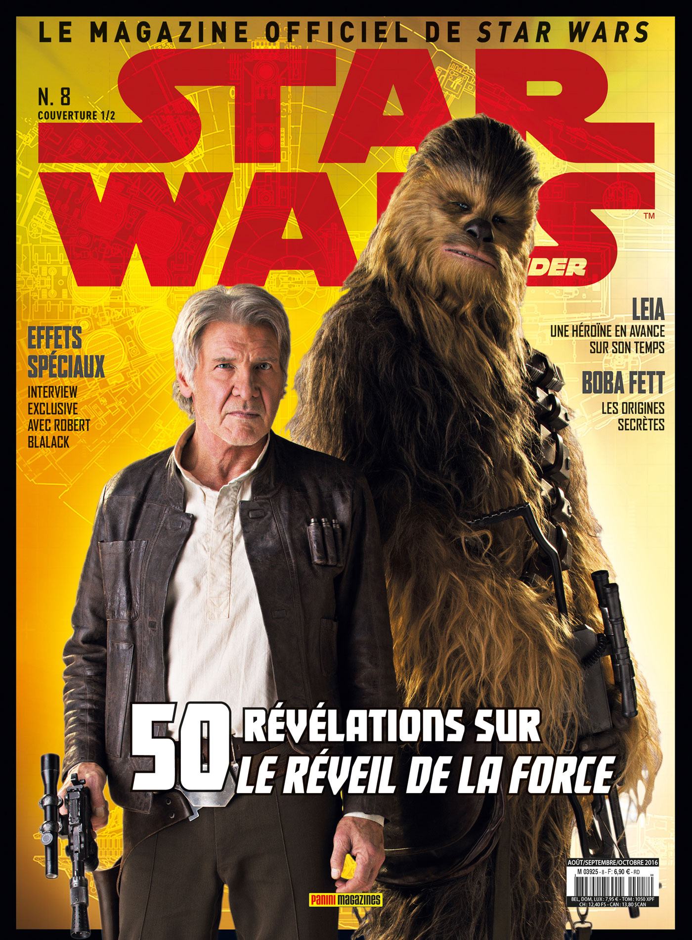 Star Wars Insider 8 - Couverture A