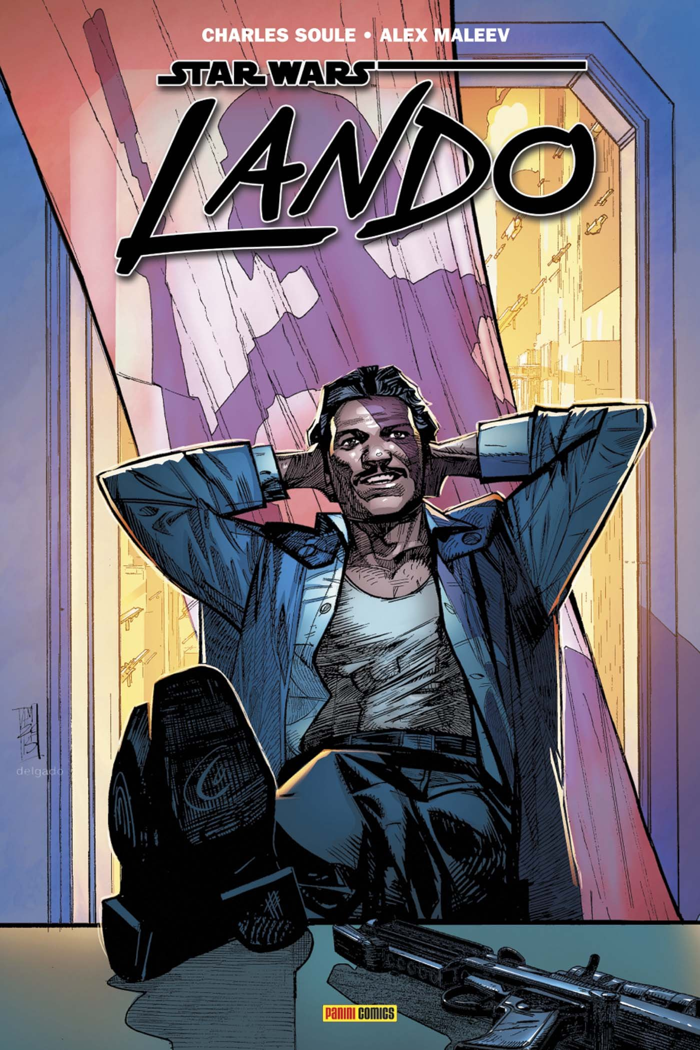Star Wars Lando - Couverture
