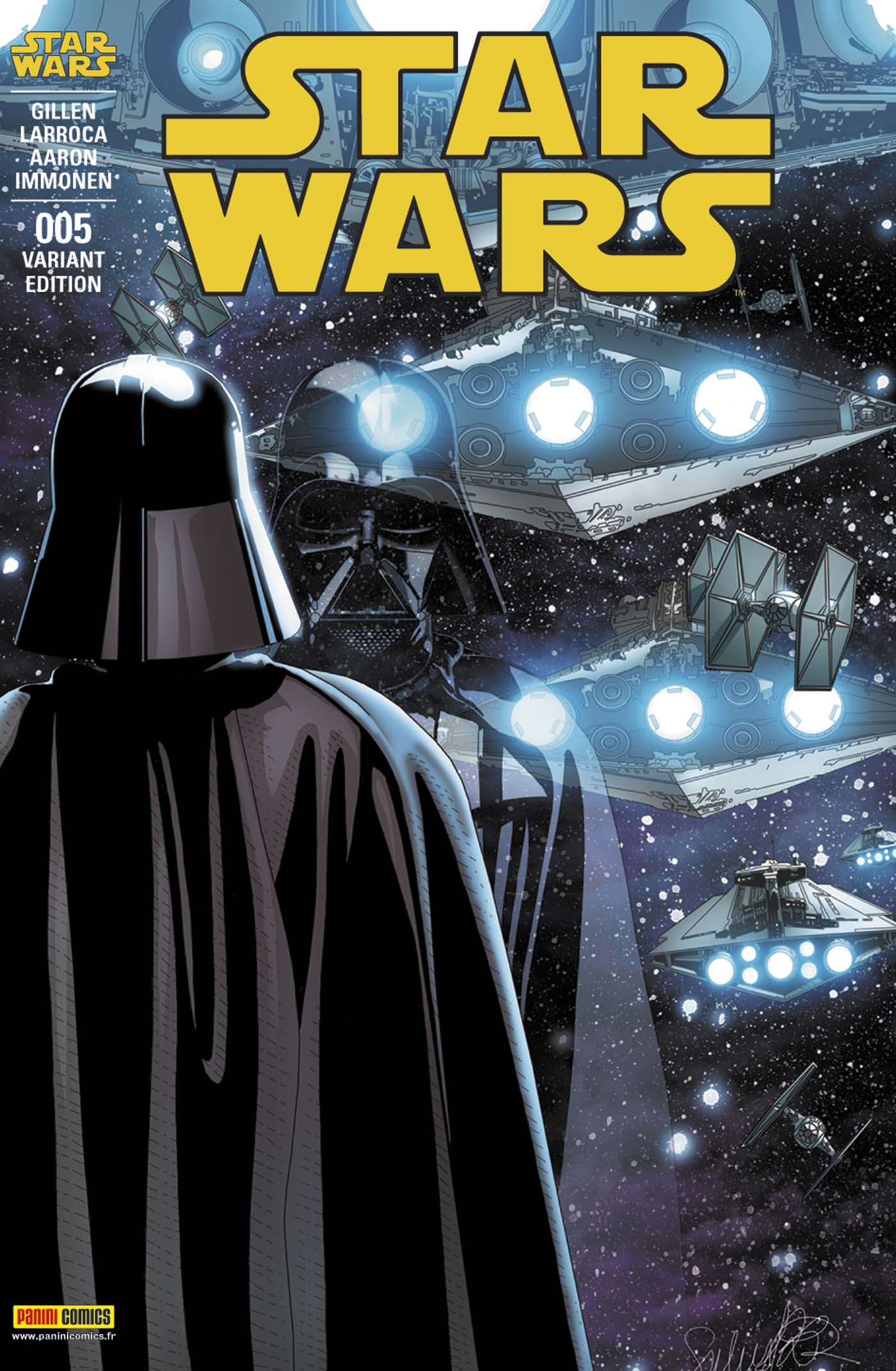 Star Wars Comics 5 - Couverture B