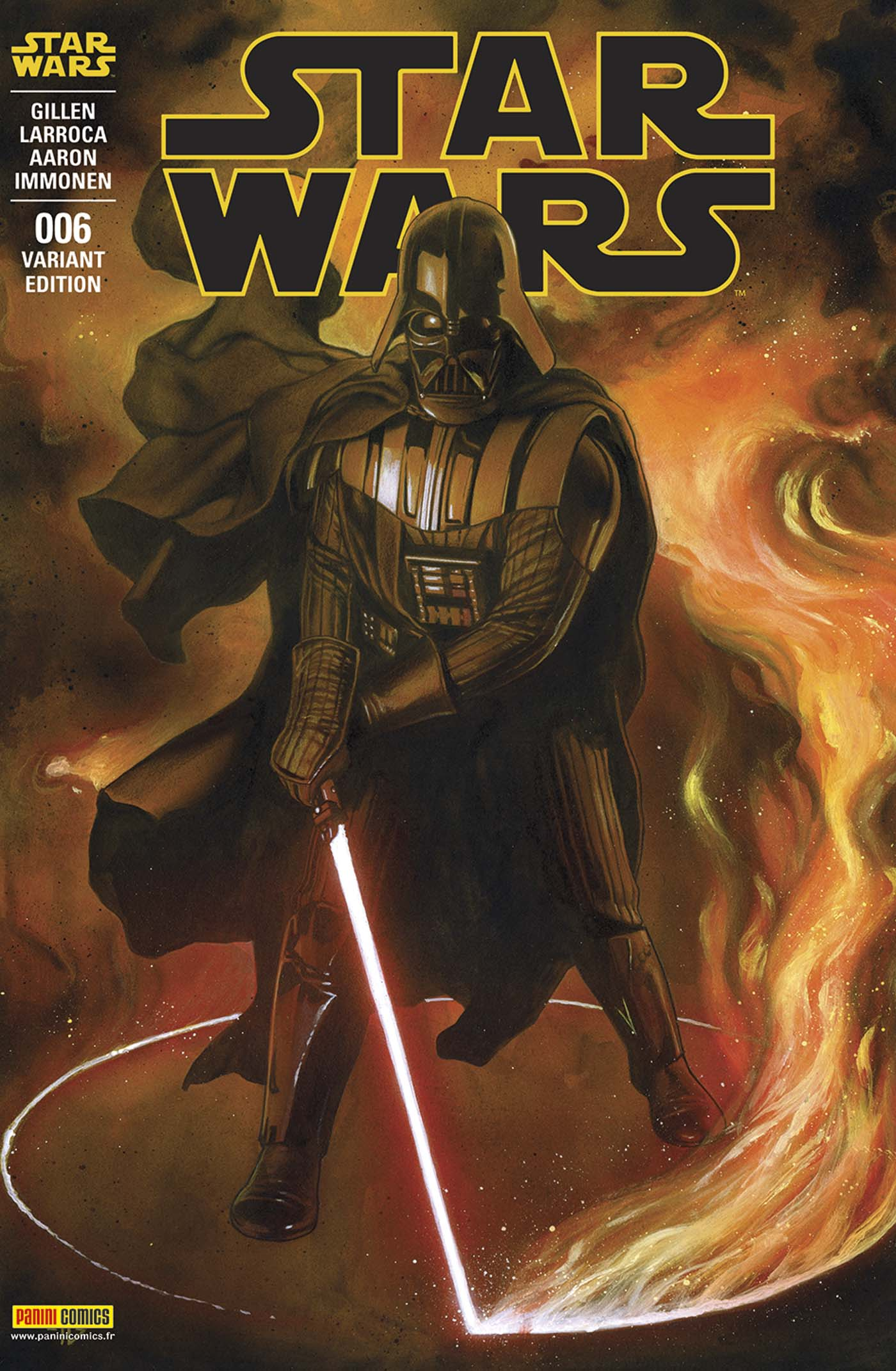 Star Wars Comics 6 - Couverture B
