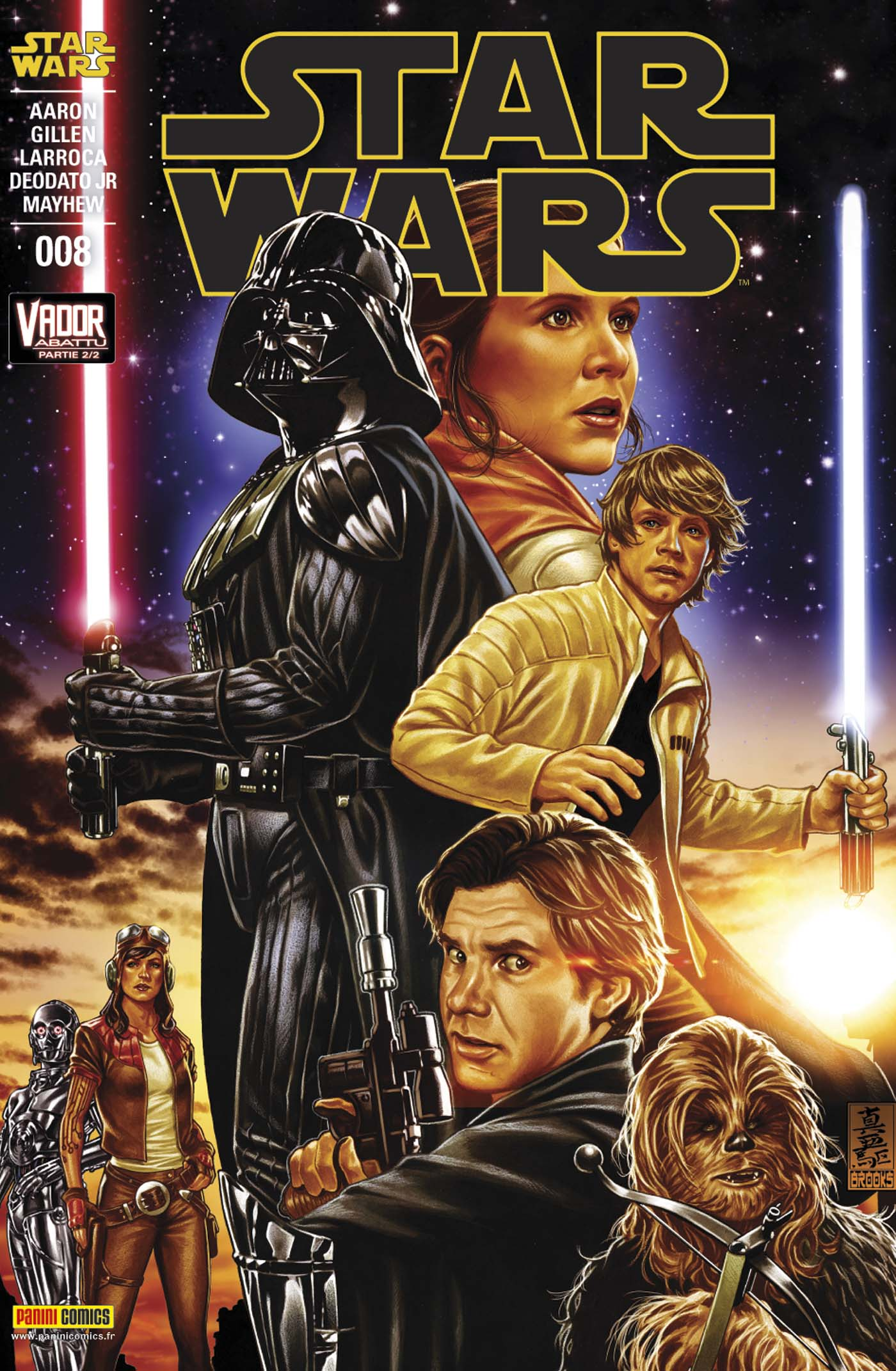 Star Wars Comics 8 - Couverture A