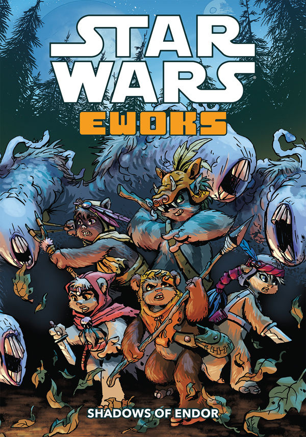 Star Wars: Ewoks - Shadows of Endor