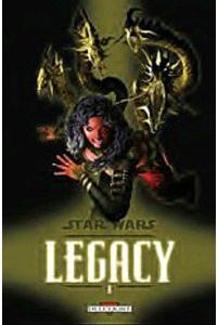 Livres, romans et BD Star Wars Legacy8