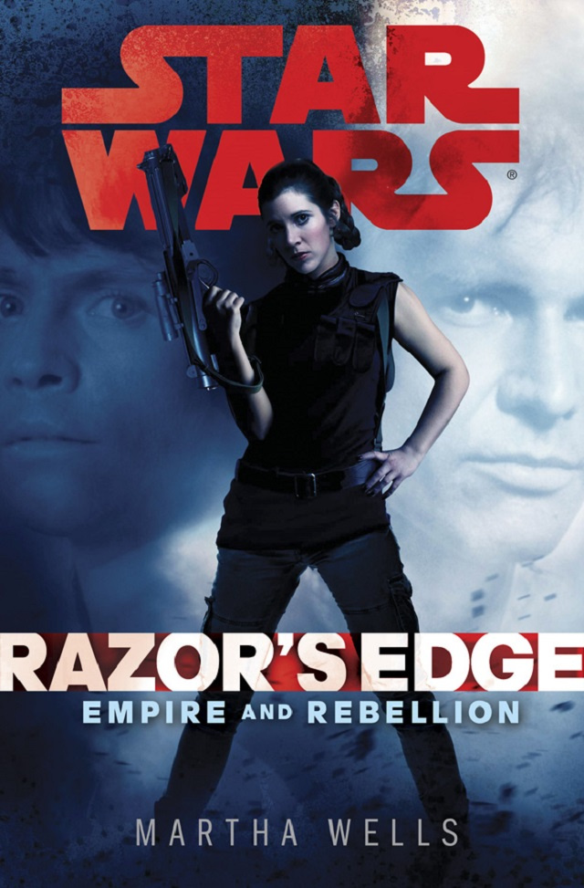 Trilogie <i>Empire and Rebellion</i> - Razor's Edge