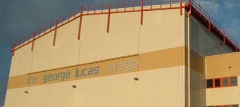 le plateau George Lucas à Elstree