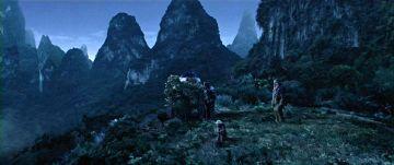 les montagnes de Kashyyyk