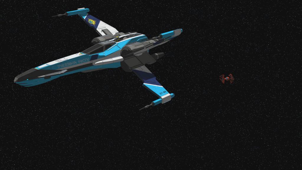 Star Wars e7 Class II Véhicule Hasbro déserts-Landspeeder /& Snowspeeder AVEC PERSONNAGE