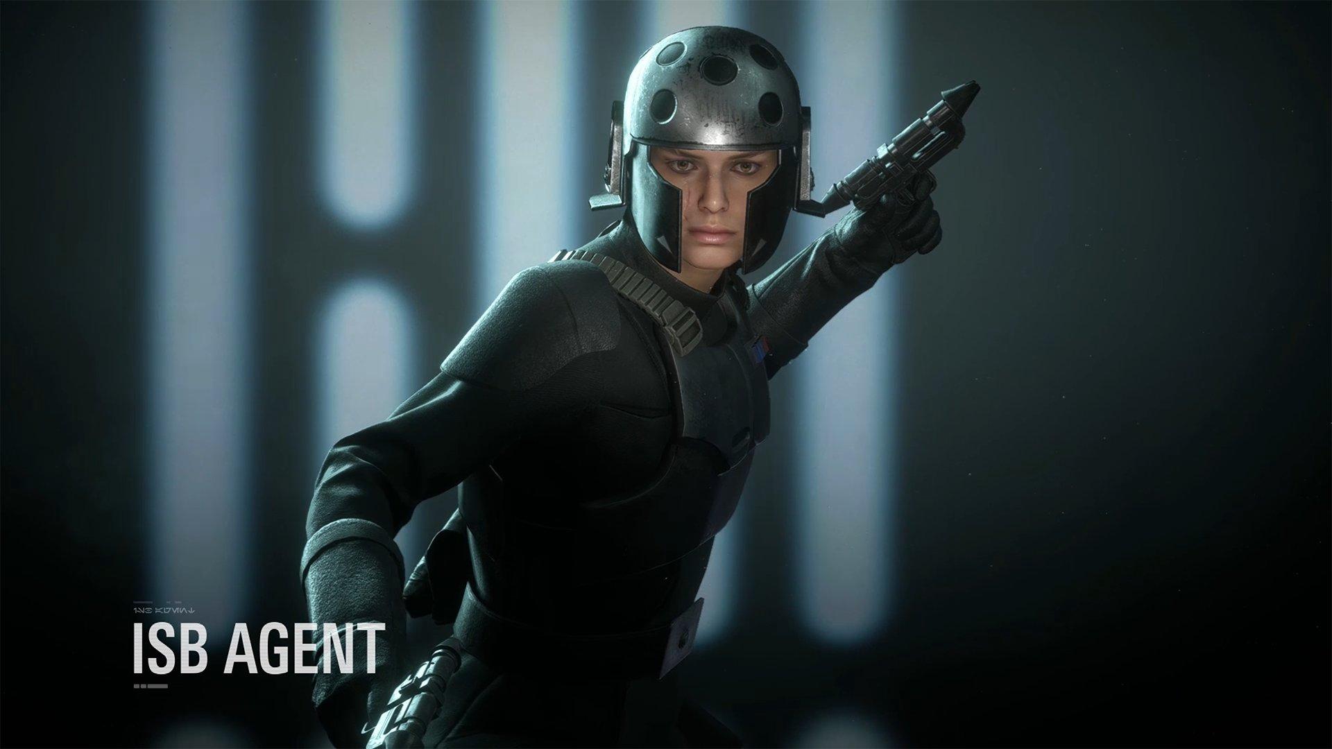 Battlefront 2 Agent du BSI
