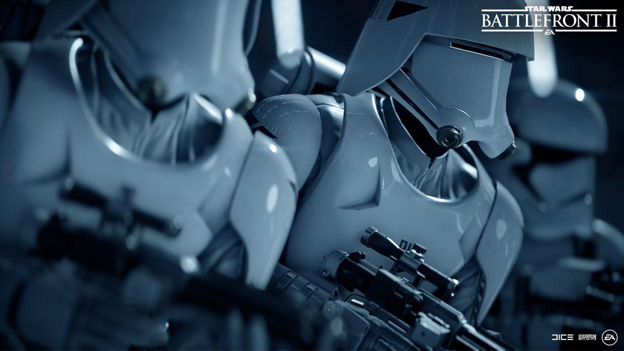 Battlefront 2 Squad