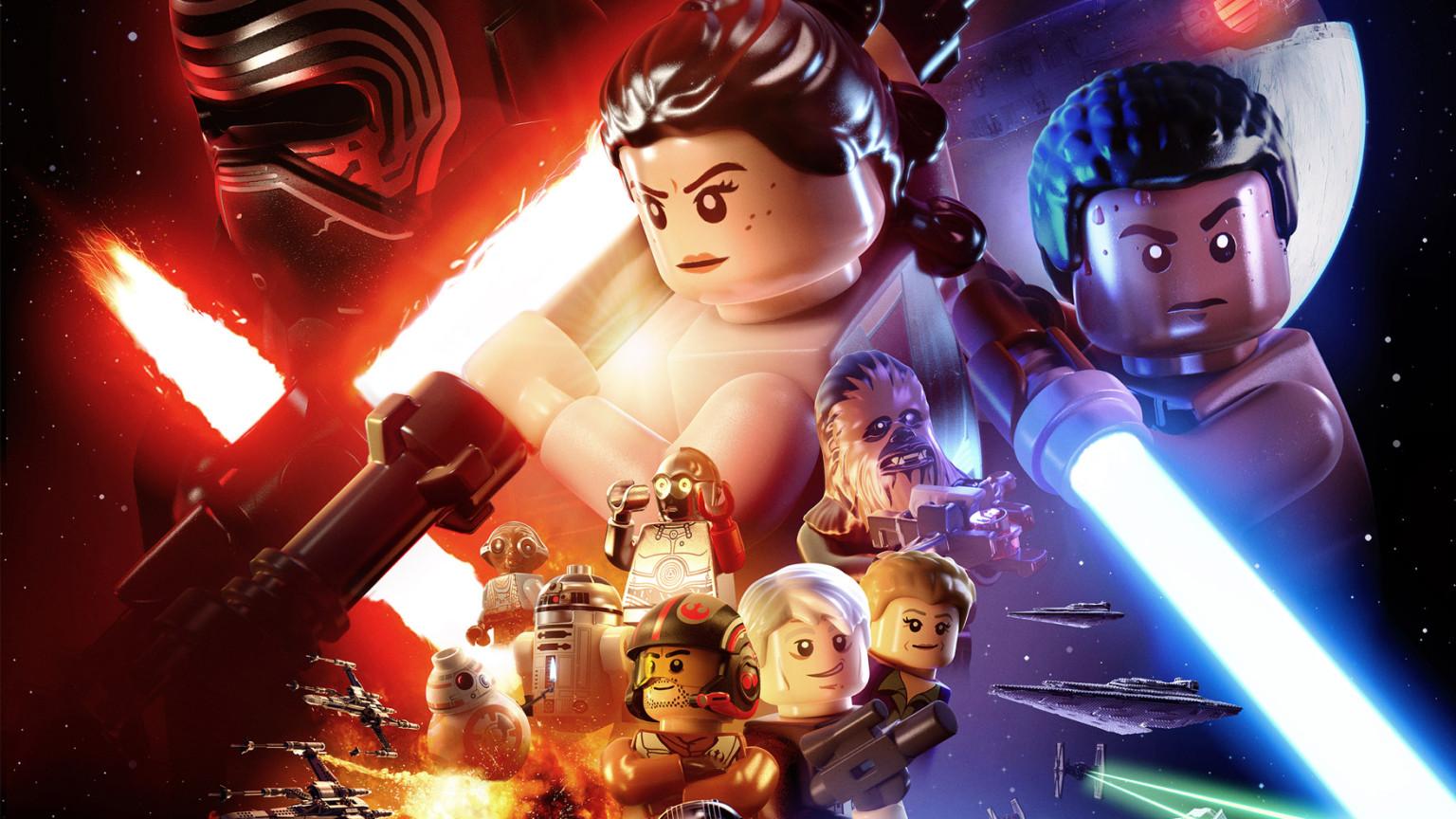Jeu LEGO Star Wars 7
