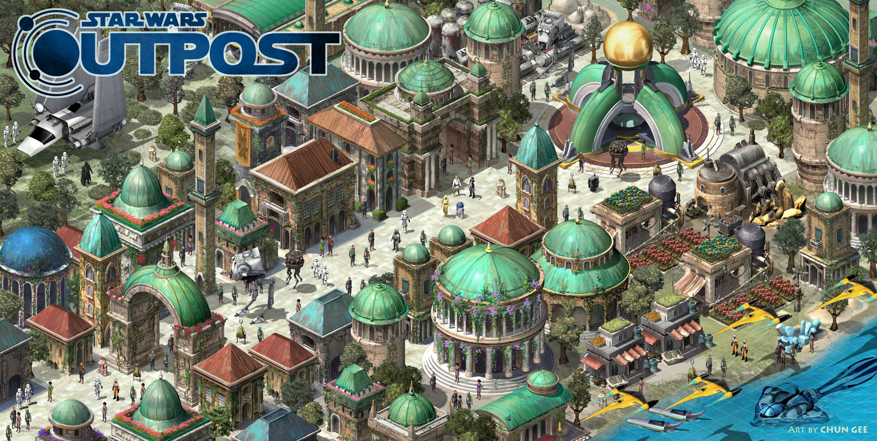 Star Wars OutPost