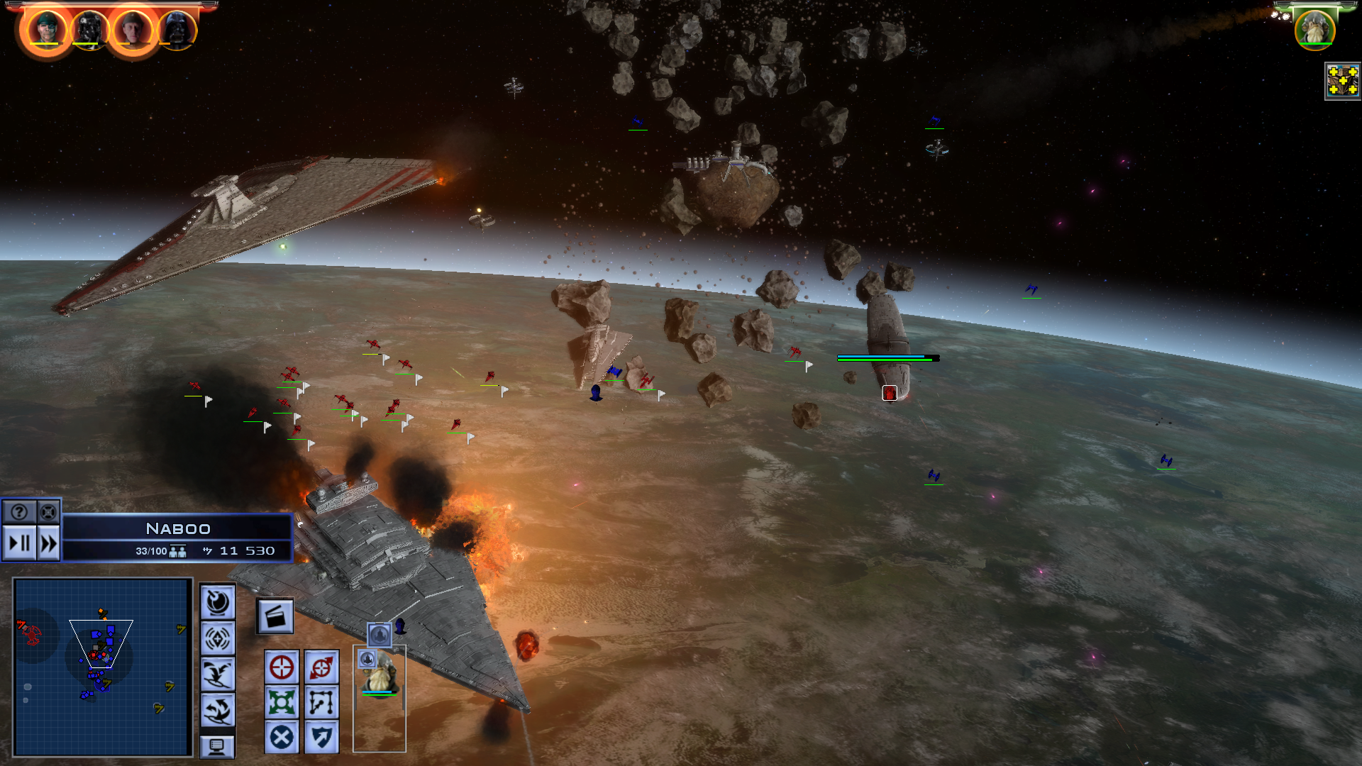 Empire At War Remake