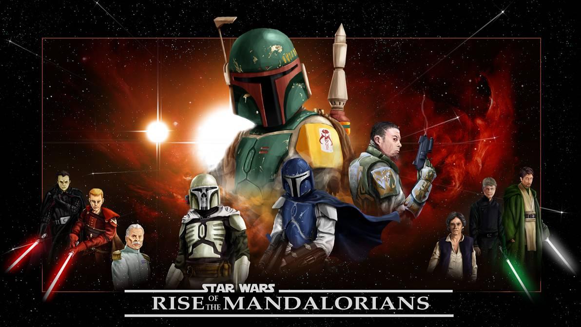 Empire At War Rise of the Mandolarians