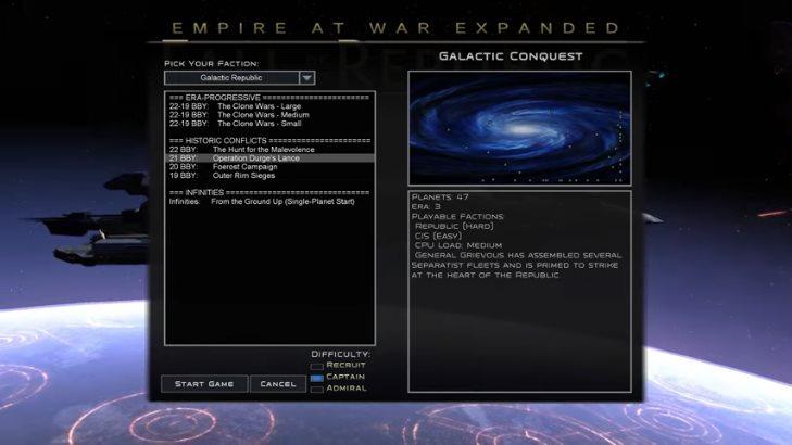 Empire At War FOTR