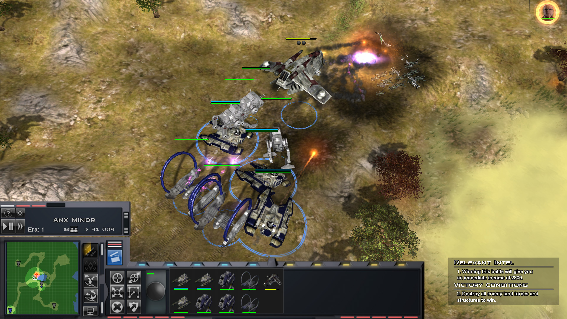 Screenshot mod ICW