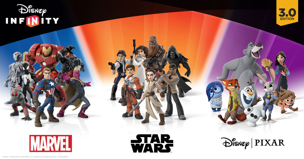 Disney Infinity Star Wars Fin