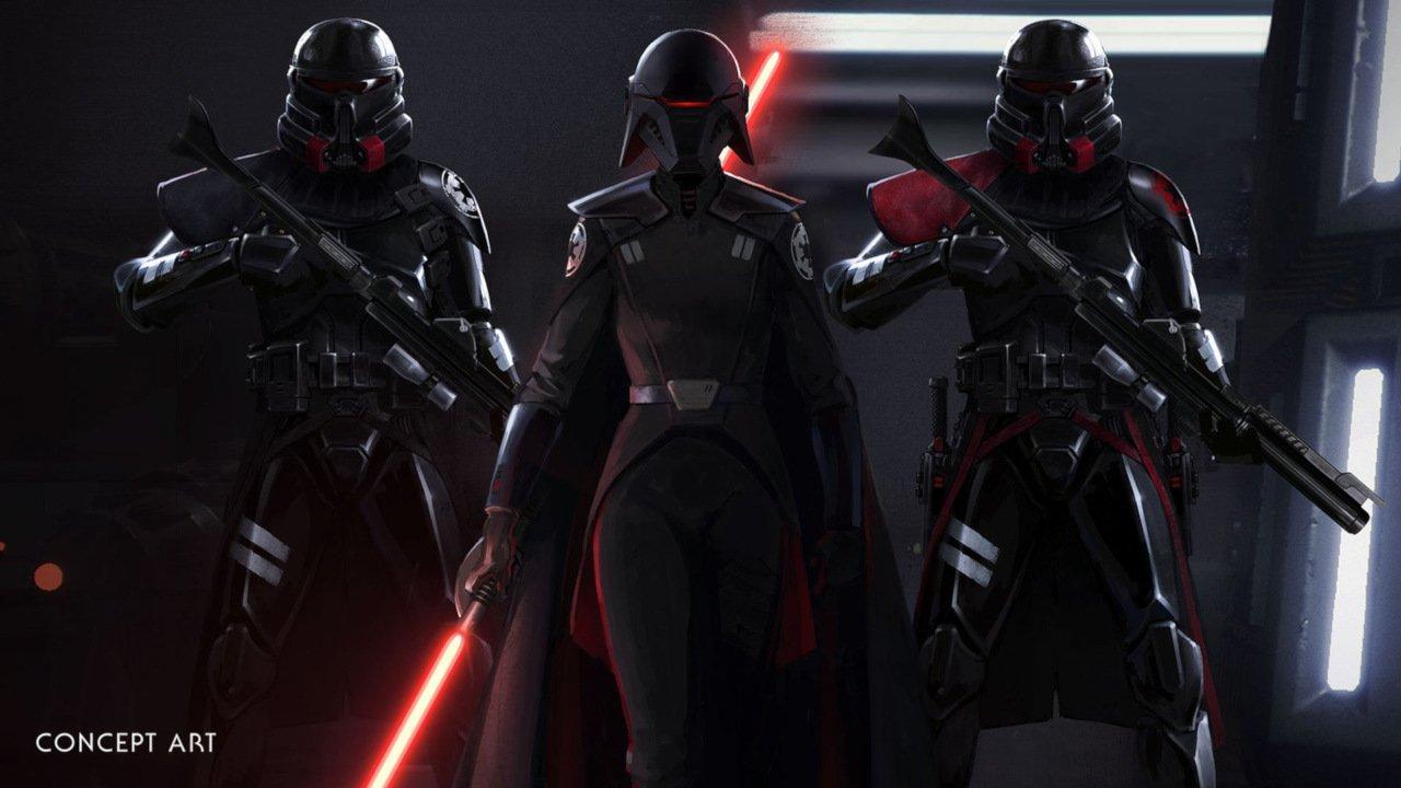 Jedi Fallen Order - ennemis