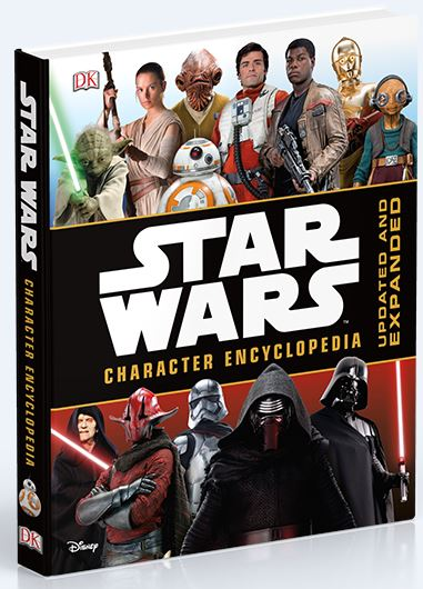 Beaux livres star wars character encyclopedia updated - Personnage de starwars ...