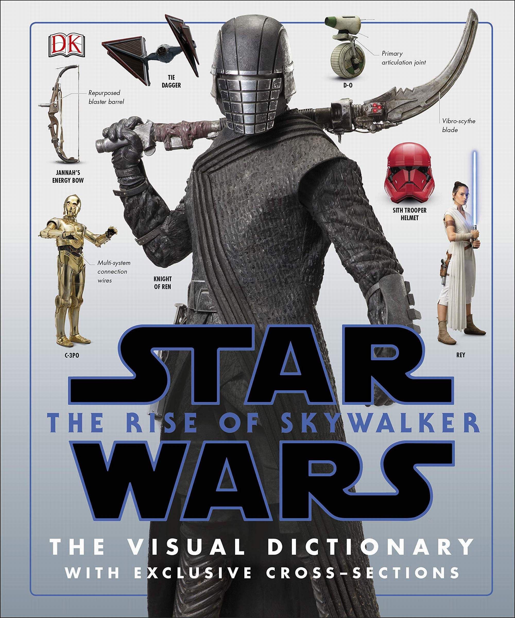 Critique The Rise Of Skywalker The Visual Dictionary With