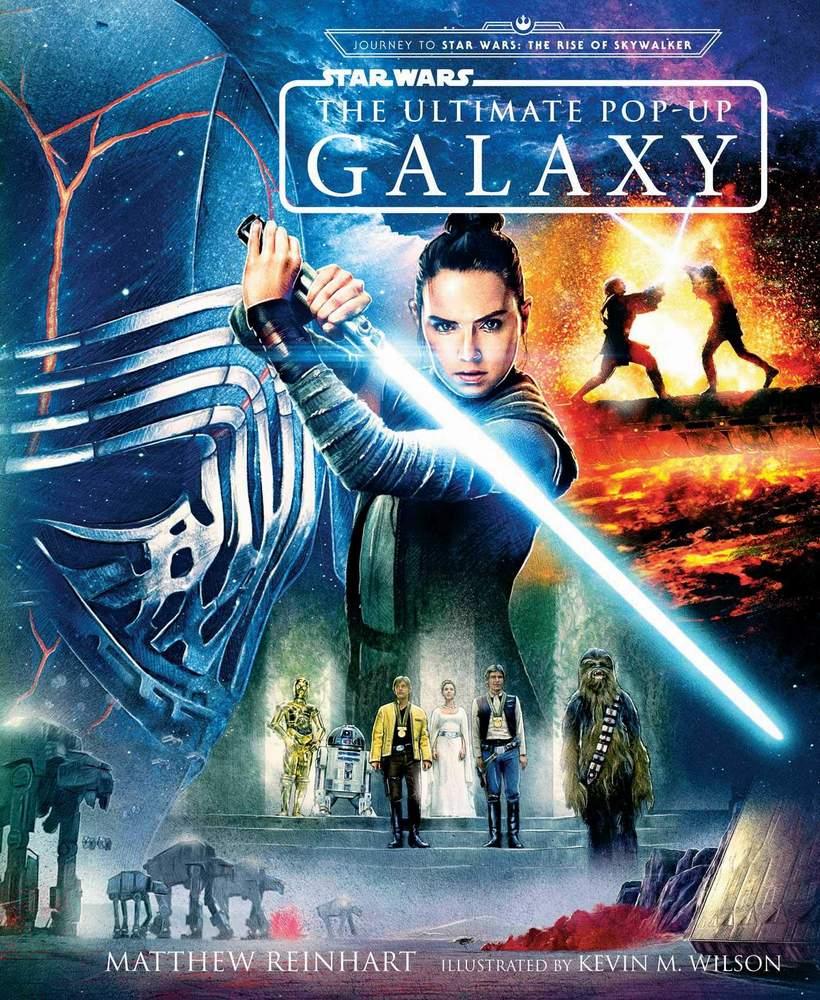 Beau Livre Star Wars The Ultimate Pop Up Galaxy