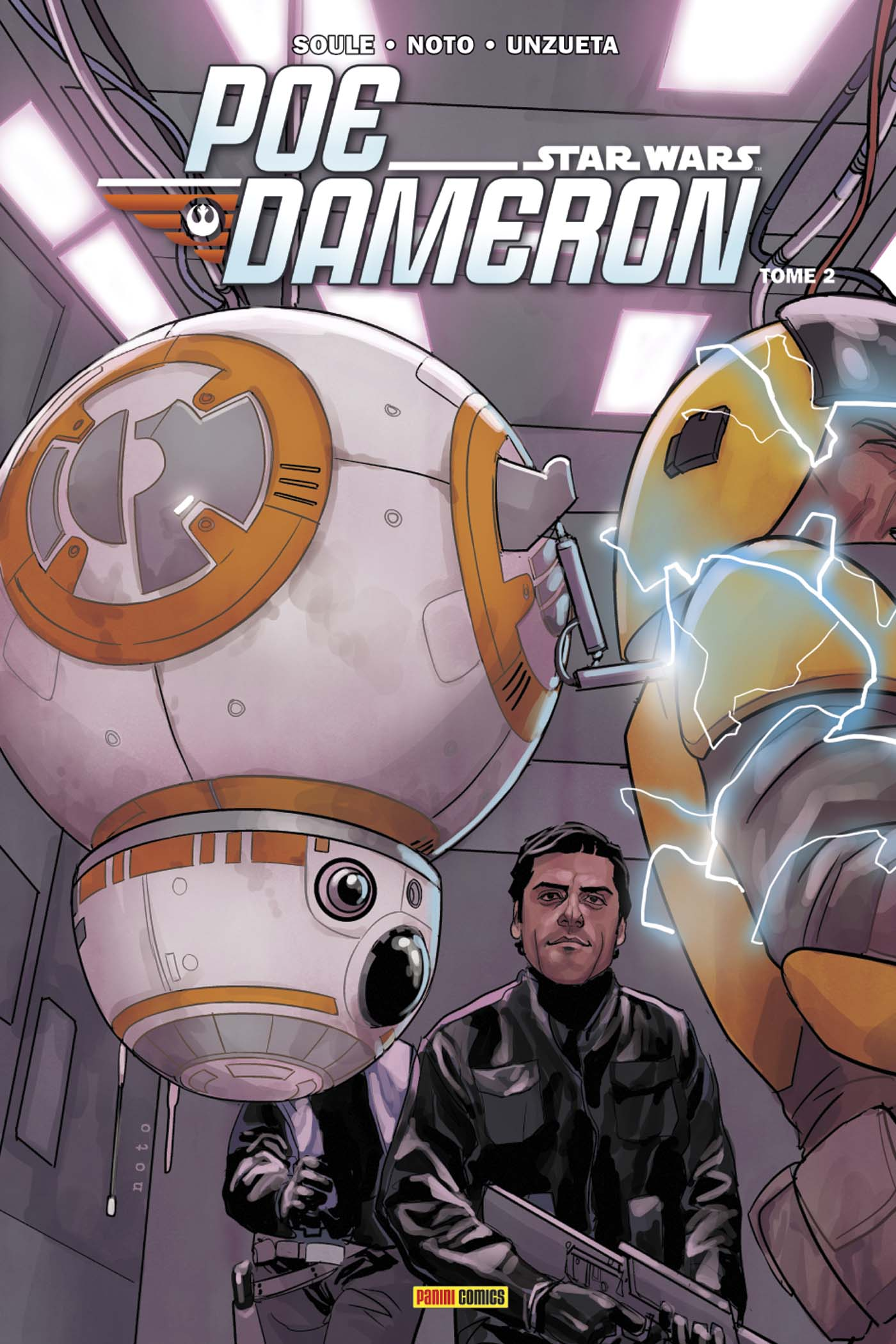 100% Star Wars Poe Dameron 2 Couverture
