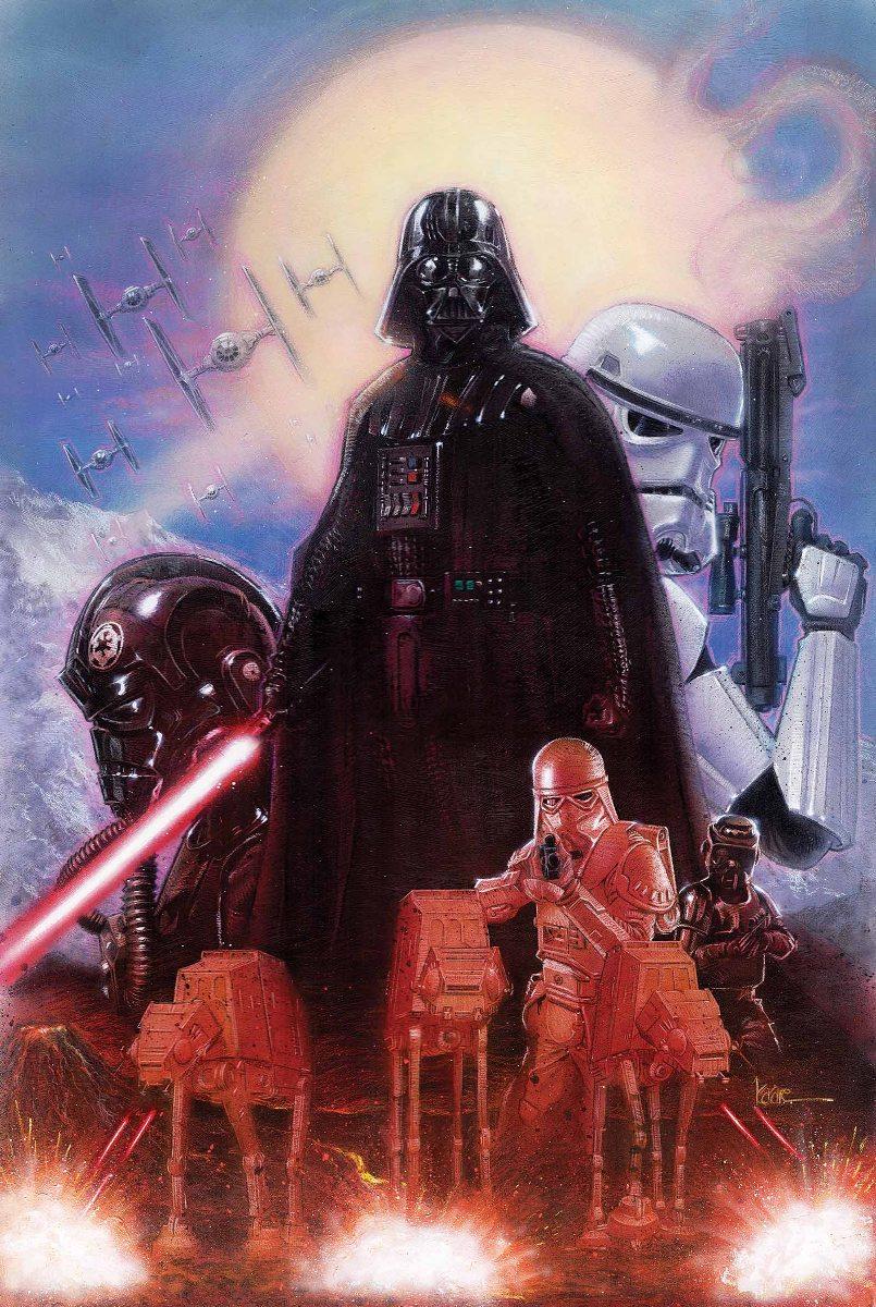 100% Star Wars Dark Vador Tome 3 - Couverture