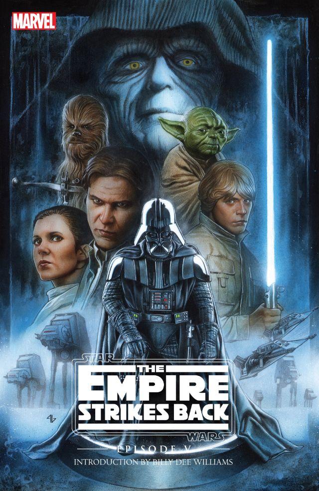 100% Star Wars <a href='/livre-76-l-empire-contre-attaque.html' class='qtip_motcle' tt_type='livre' tt_id=76>L'Empire Contre-Attaque</a> Couverture