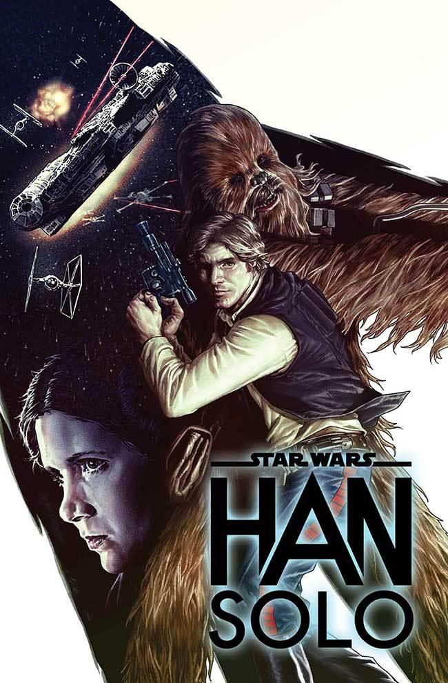 100% Star Wars Poe Daùeron 1 Couverture