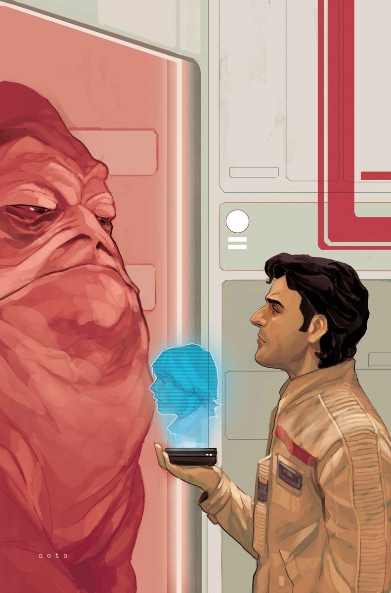 100% Star Wars Poe Dameron 2 Couverture
