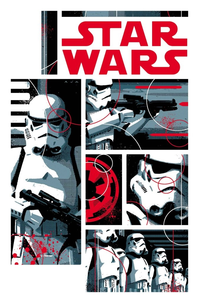 Star Wars Comics 11 - Couverture Variante