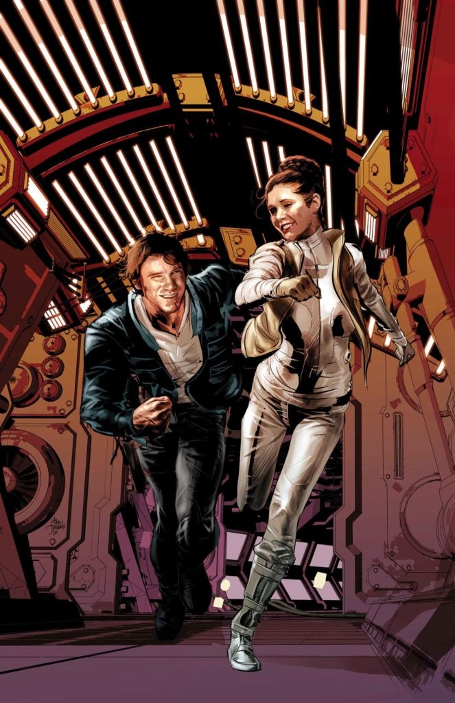 Star Wars Comics 1 - Couverture A
