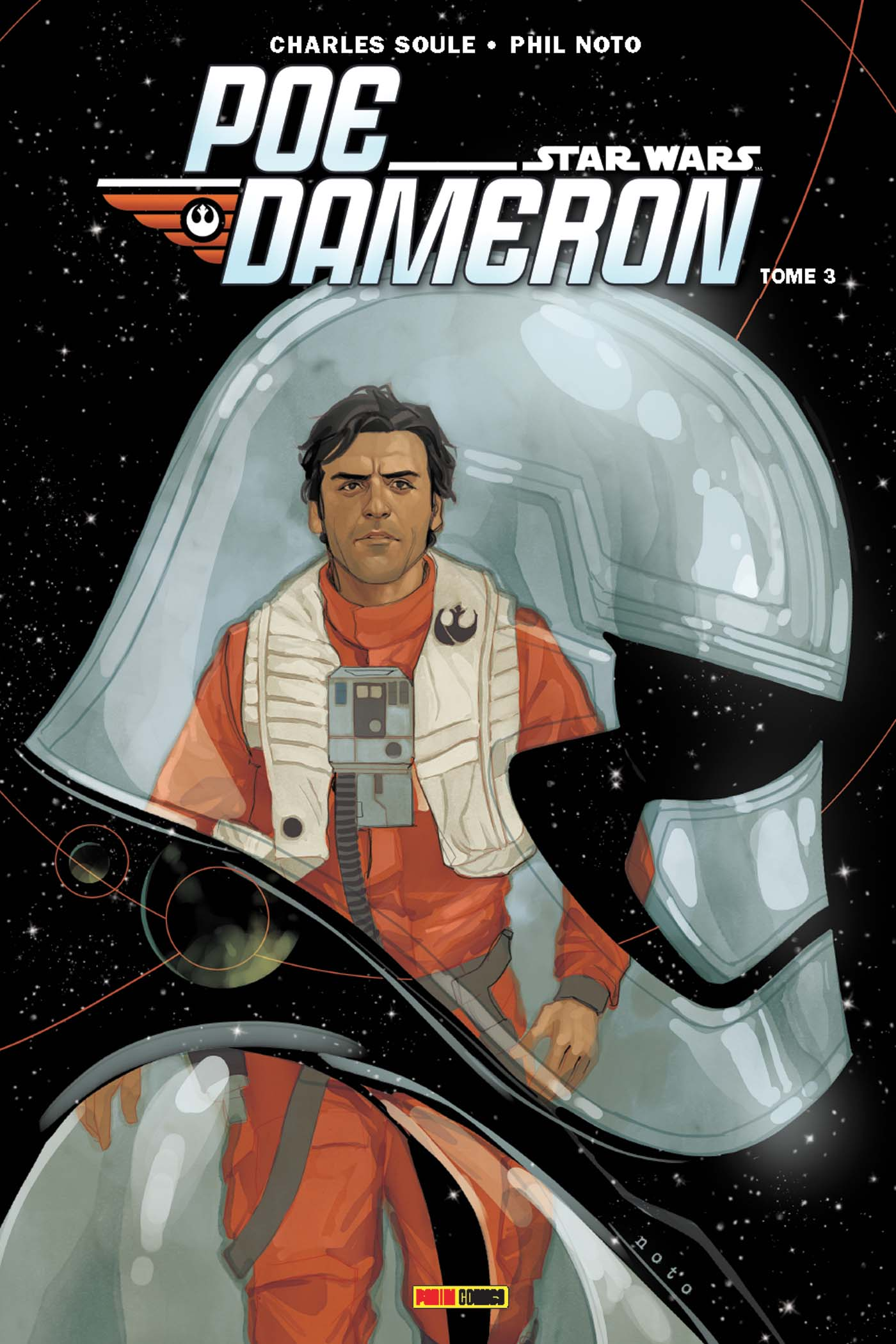 100% Star Wars - <a href='/personnage-2875-poe-dameron.html' class='qtip_motcle' tt_type='personnage' tt_id=2875>Poe Dameron</a> T3  La <a href='/livre-492-tempete.html' class='qtip_motcle' tt_type='livre' tt_id=492>Tempête</a> Approche