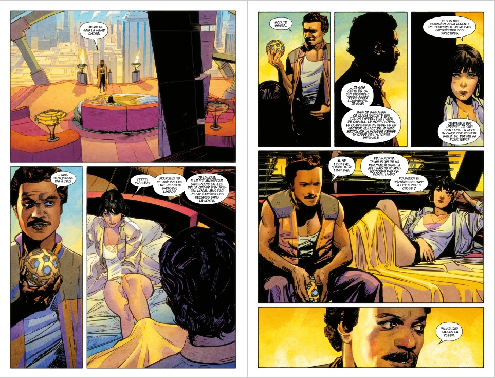 Star Wars Lando - Preview 2